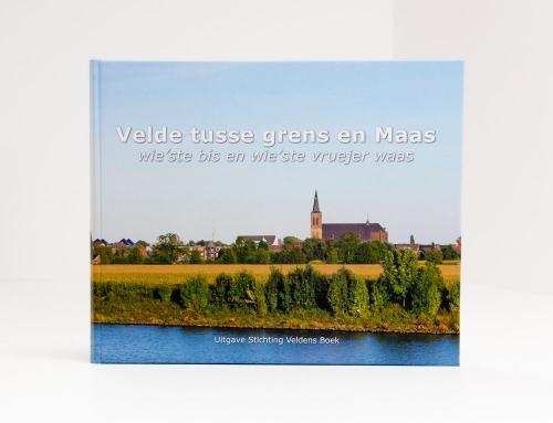Velde tussen grens en Maas